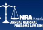 Matthew Bergstrom Speaking at 20th annual National Firearms Law Seminar