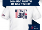 On Memorial Day, Honor the Fallen, Support the USO